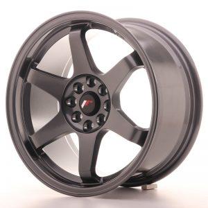 JR Wheels JR3 16x8 ET25 4x100/108 Dark Grey
