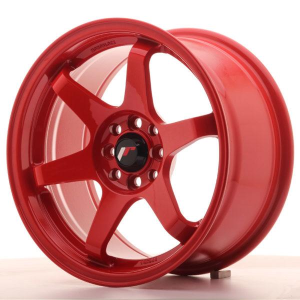 JR Wheels JR3 16x8 ET25 4x100/108 Red