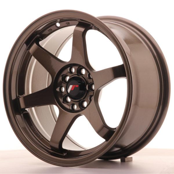 JR Wheels JR3 16x8 ET25 5x100/114,3 Bronze