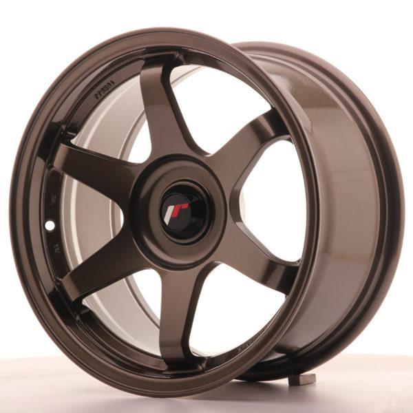 JR Wheels JR3 16x8 ET25 BLANK Bronze