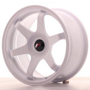 JR Wheels JR3 16x8 ET25 BLANK White