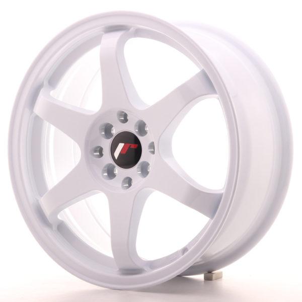 JR Wheels JR3 17x7 ET40 5x100/114 White