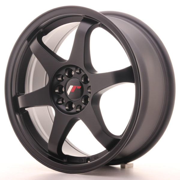 JR Wheels JR3 17x7 ET40 5x108/112 Matt Black