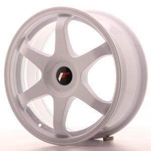 JR Wheels JR3 17x7 ET35-42 BLANK White