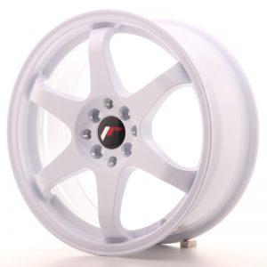 JR Wheels JR3 17x7 ET25 4x100/108 White