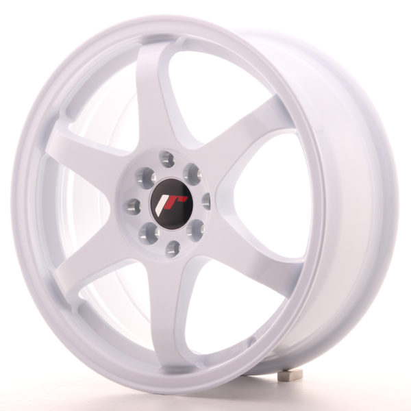 JR Wheels JR3 17x7 ET25 4x100/108 White