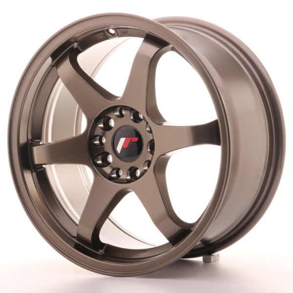 JR Wheels JR3 17x8 ET35 5x100/114 Bronze
