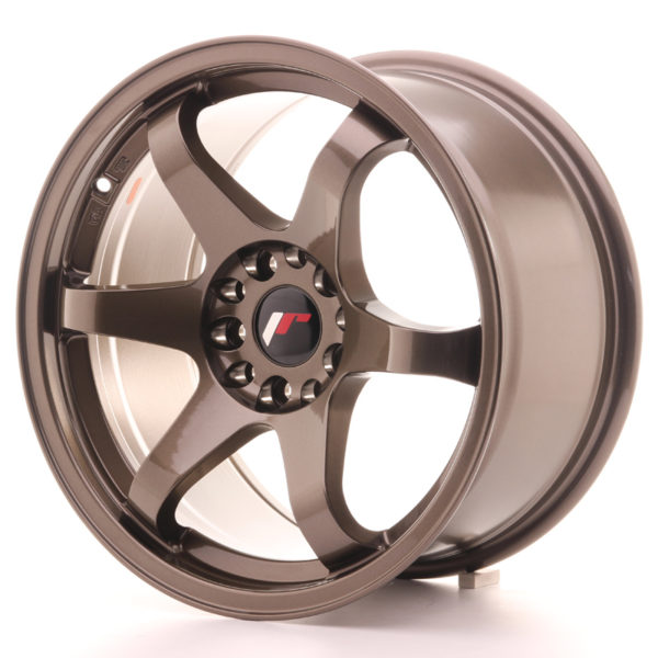 JR Wheels JR3 17x9 ET20 4x100/114 Bronze