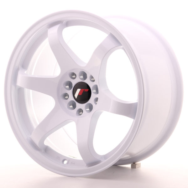 JR Wheels JR3 17x9 ET20 5x100/114 White