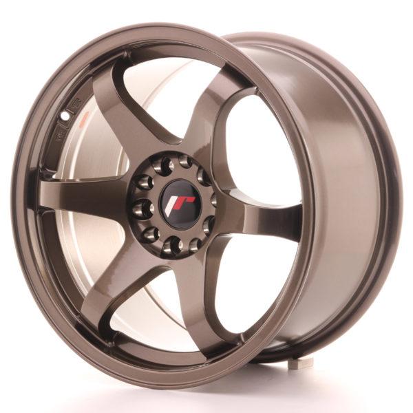 JR Wheels JR3 17x9 ET35 5x100/114 Bronze