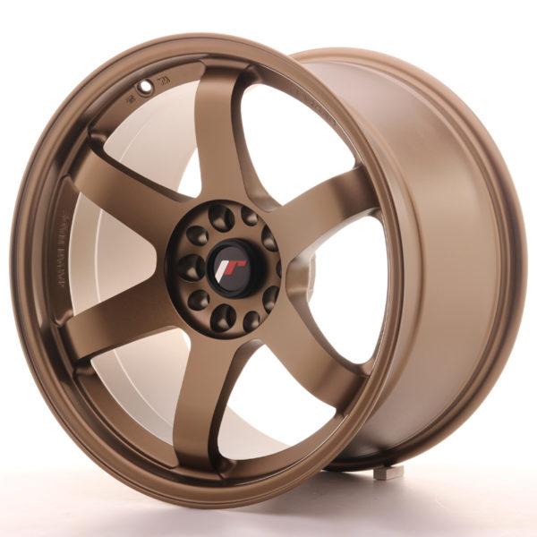 JR Wheels JR3 18x10,5 ET15 5x114,3/120 Dark Anodized Bronze