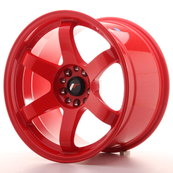 JR Wheels JR3 18x10,5 ET15 5x114,3/120 Red