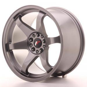 JR Wheels JR3 18x10 ET25 5x114,3/120 Gun Metal