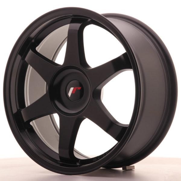 JR Wheels JR3 18x8 ET35-45 BLANK Matt Black