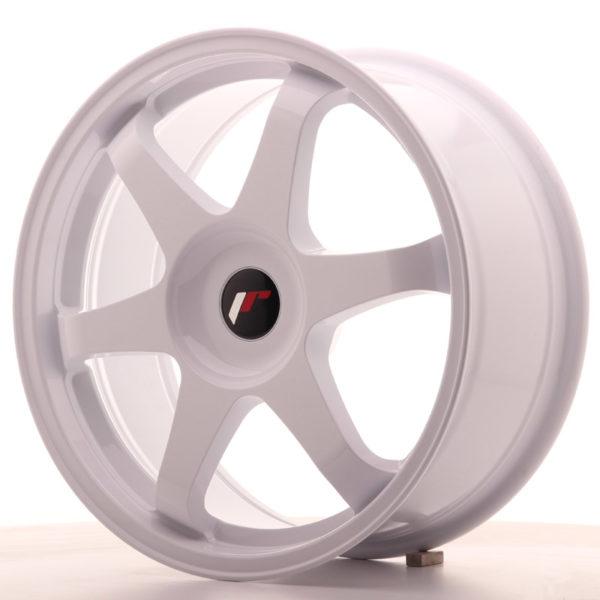 JR Wheels JR3 18x8 ET35-45 BLANK White
