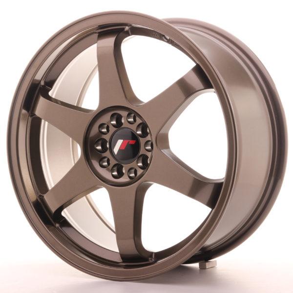 JR Wheels JR3 18x8 ET30 5x114/120 Bronze