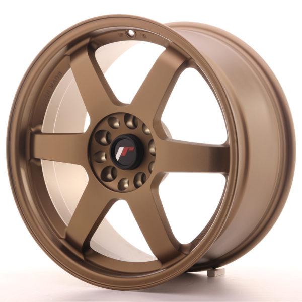 JR Wheels JR3 18x8,5 ET30 5x114,3/120 Dark Anodized Bronze