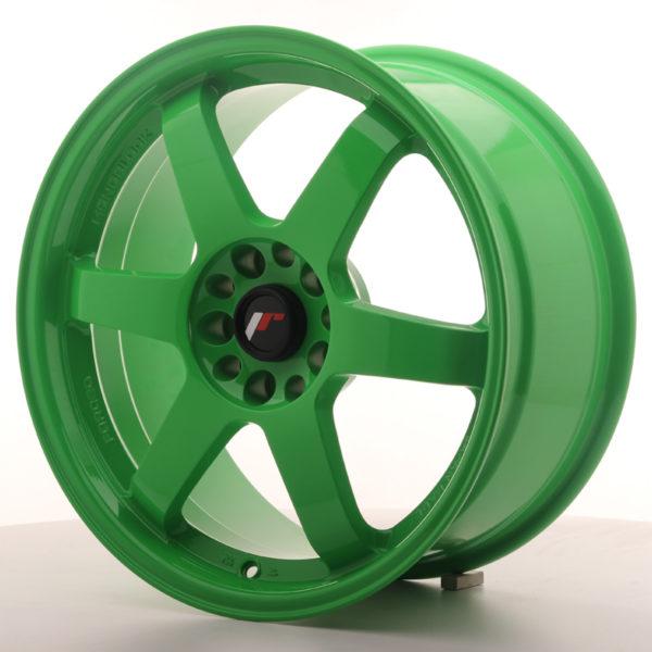 JR Wheels JR3 18x8,5 ET30 5x114,3/120 Green