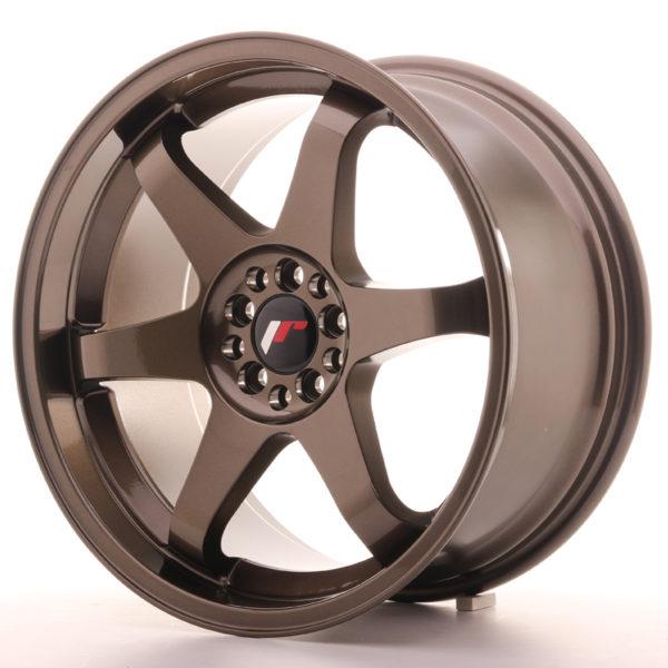JR Wheels JR3 18x9 ET35 5x114/120 Bronze