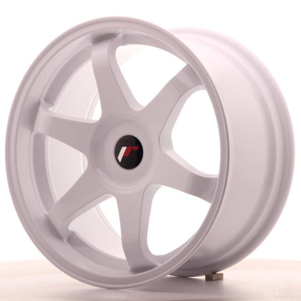 JR Wheels JR3 18x9 ET20-40 BLANK White