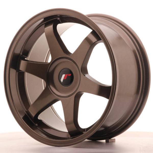 JR Wheels JR3 18x9 ET35-40 BLANK Bronze