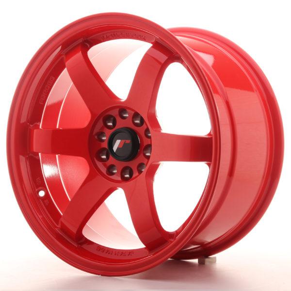 JR Wheels JR3 18x9,5 ET15 5x114,3/120 Red