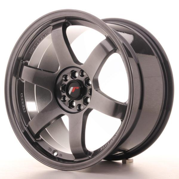 JR Wheels JR3 18x9,5 ET22 5x114,3/120 Hyper Black