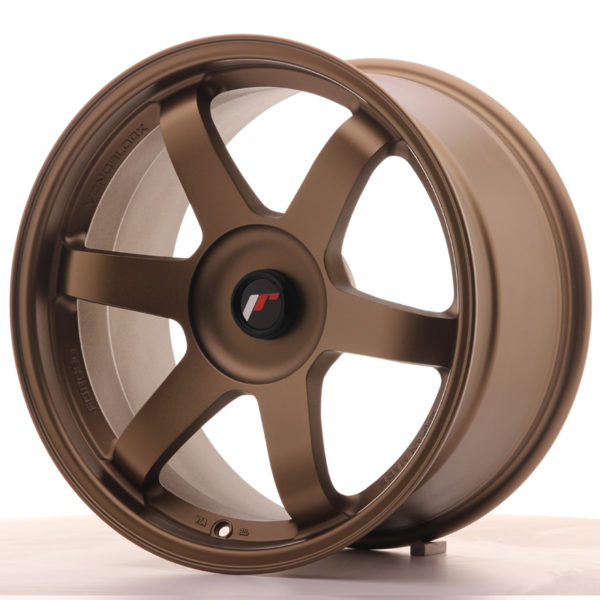 JR Wheels JR3 18x9,5 ET22-38 BLANK Dark Anodized Bronze