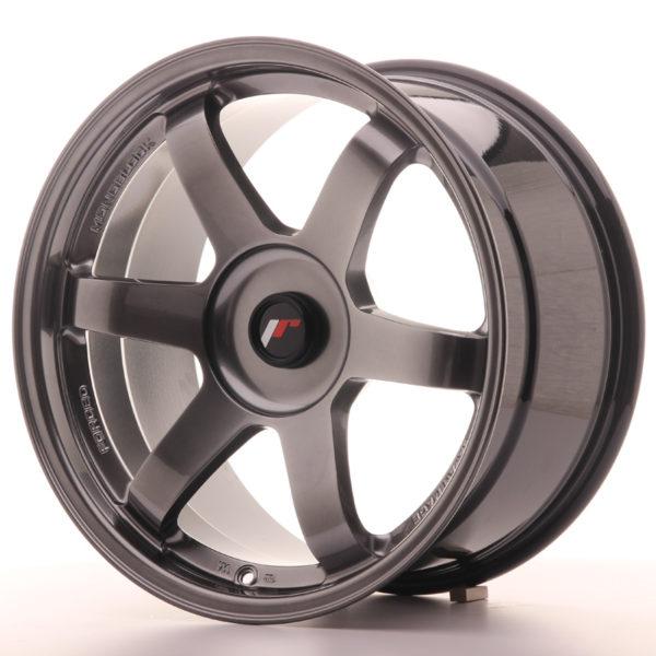 JR Wheels JR3 18x9,5 ET22-38 BLANK Hyper Black