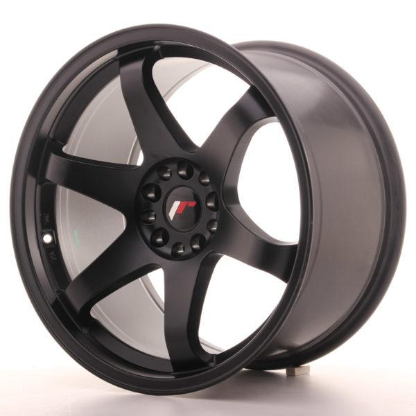 JR Wheels JR3 19x10,5 ET22 5x114/120 Matt Black