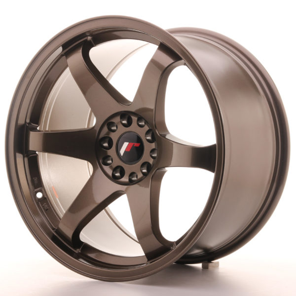 JR Wheels JR3 19x10,5 ET22 5x114/120 Bronze