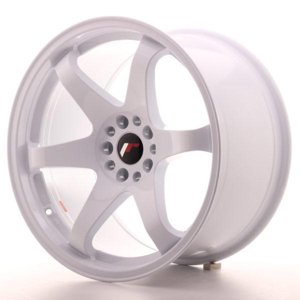 JR Wheels JR3 19x10,5 ET22 5x114/120 White