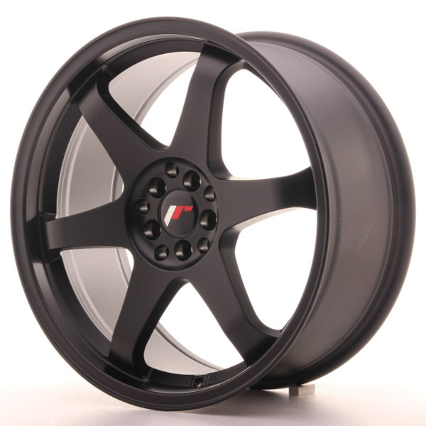 JR Wheels JR3 19x8,5 ET20 5x114/120 Matt Black
