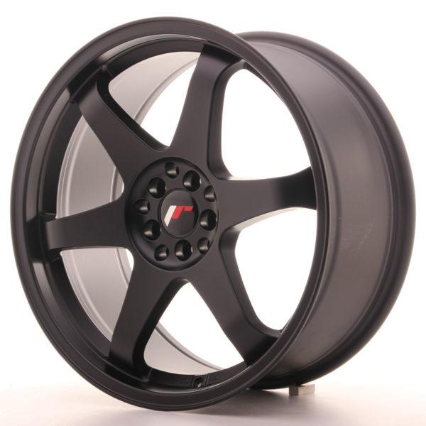 JR Wheels JR3 19x8,5 ET40 5x112/114,3 Matt Black