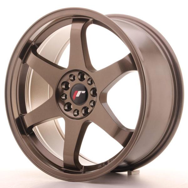 JR Wheels JR3 19x8,5 ET40 5x112/114,3 Bronze