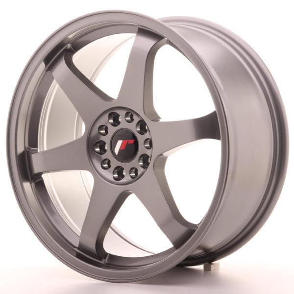 JR Wheels JR3 19x8,5 ET40 5x112/114,3 Gun Metal