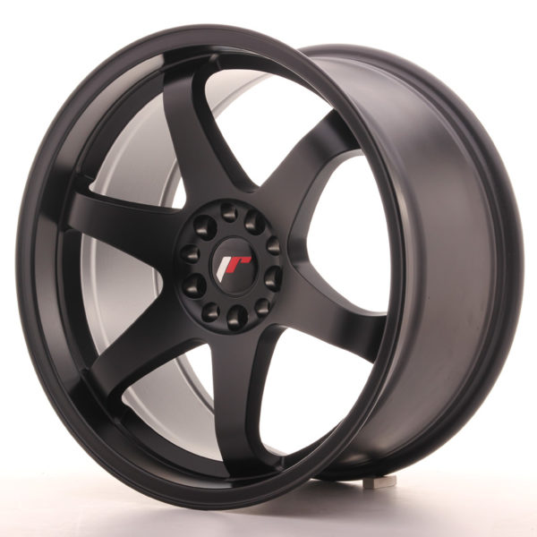 JR Wheels JR3 19x9,5 ET22 5x114/120 Matt Black