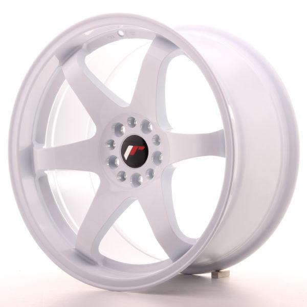 JR Wheels JR3 19x9,5 ET22 5x114/120 White