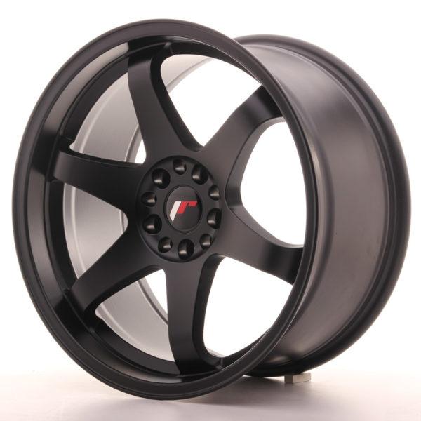 JR Wheels JR3 19x9,5 ET35 5x112/114 Matt Black