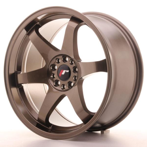 JR Wheels JR3 19x9,5 ET35 5x112/114,3 Bronze