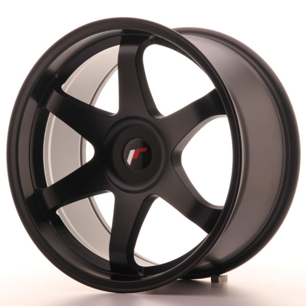JR Wheels JR3 19x9,5 ET22-35 BLANK Matt Black