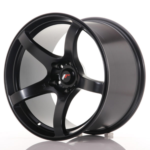 JR Wheels JR32 18x10,5 ET22 5x114,3 Matt Black