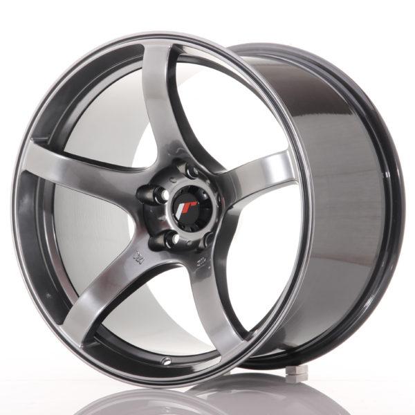 JR Wheels JR32 18x10,5 ET22 5x114,3 Hyper Black