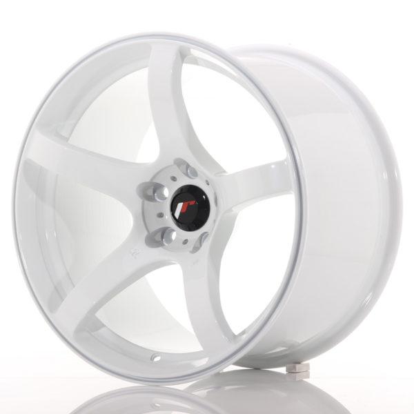 JR Wheels JR32 18x10,5 ET22 5x114,3 White