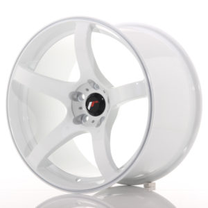 JR Wheels JR32 18x10,5 ET22 5x120 White
