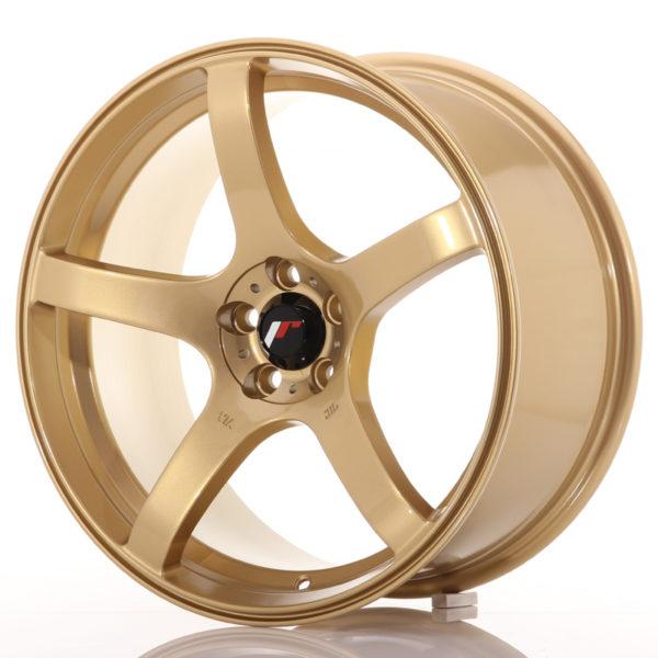 JR Wheels JR32 18x8,5 ET38 5x114,3 Gold
