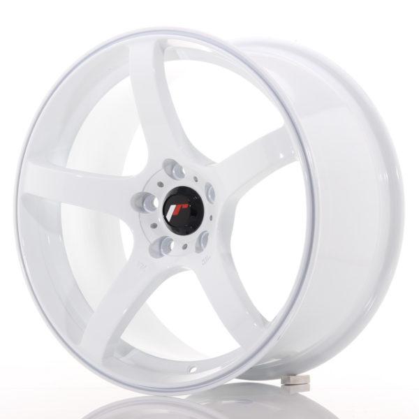 JR Wheels JR32 18x8,5 ET38 5x114,3 White