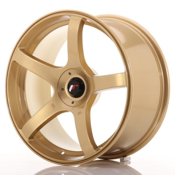 JR Wheels JR32 18x8,5 ET20-38 5H BLANK Gold