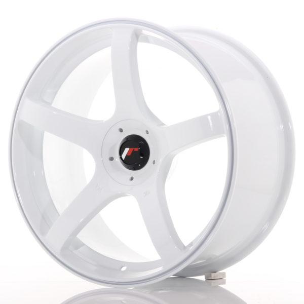 JR Wheels JR32 18x8,5 ET20-38 5H BLANK White