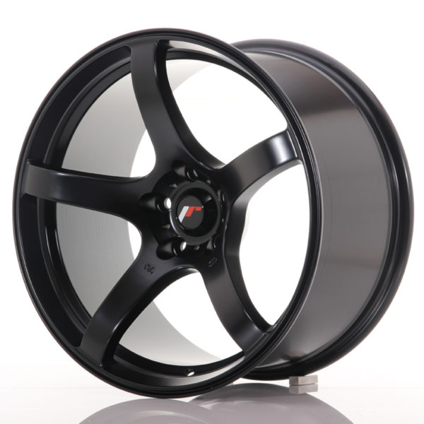 JR Wheels JR32 18x9,5 ET18 5x114,3 Matt Black